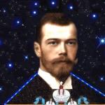 Царь Николай II и народ.