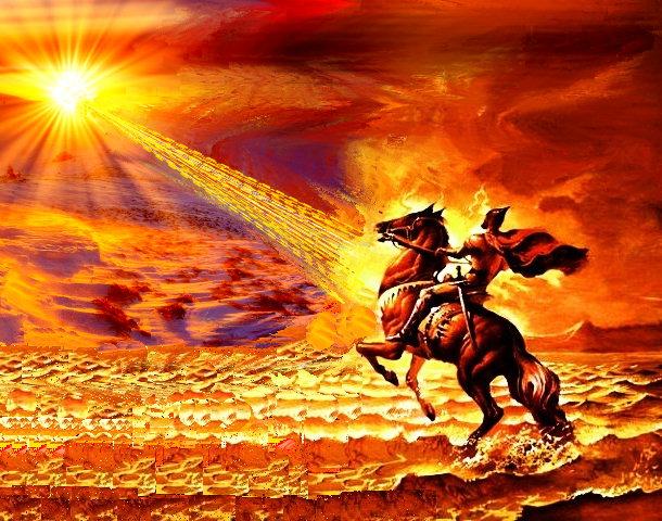 Единственный способ почтить русских героев новомучеников — это не вздыхать, не жаловаться, не унывать, — но гореть как они, гореть сильнее их, гореть так, чтобы сковавшая нашу великую Родину столетняя Ледяная Еврейская Ночь превратилась в сияющий огнём и славой Русский Рассвет!