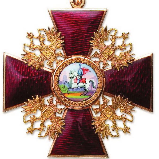 Поздравляем всех казаков-монархистов с общевоинским праздником-днём Святого Александра Невского.