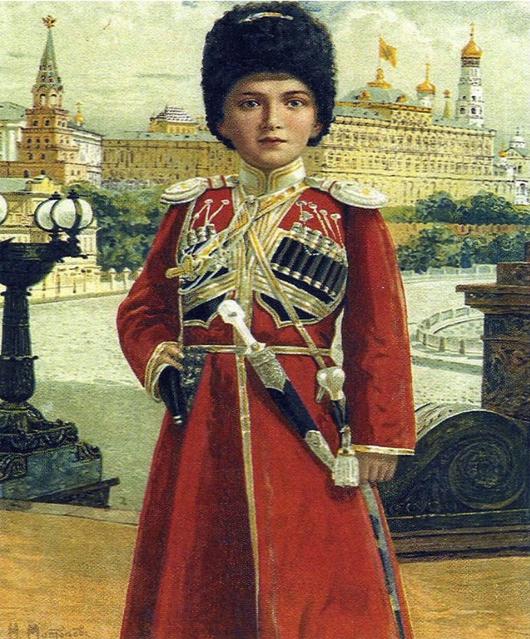 С днём рождения, Ваше Императорское Высочество!! Поздравляем казаков б☦логвардейцев  с днём рождения Цесаревича Алексея, Августейшего атамана 11-ти казачьих войск Российской Империи!
