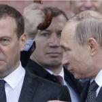 Два урода без прикрас, один в профиль, другой в анфас..Фотка Reuters взорвала рунет.. #мокрыйпумойпрезидент?