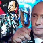 Думается, что осенью Путин, как буржуа и олигарх, постарается избежать личного участия в «праздновании» В.С.Р.. Но позитивное отношение его («государства») к имевшему место событию будет выражено и рюмку, в честь этого, он как чекист поднимет.
