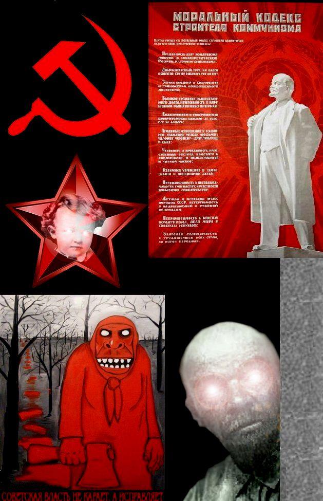 «Советизм» — то, что должно быть отброшено русскими людьми и оценено как продукт русофобии.