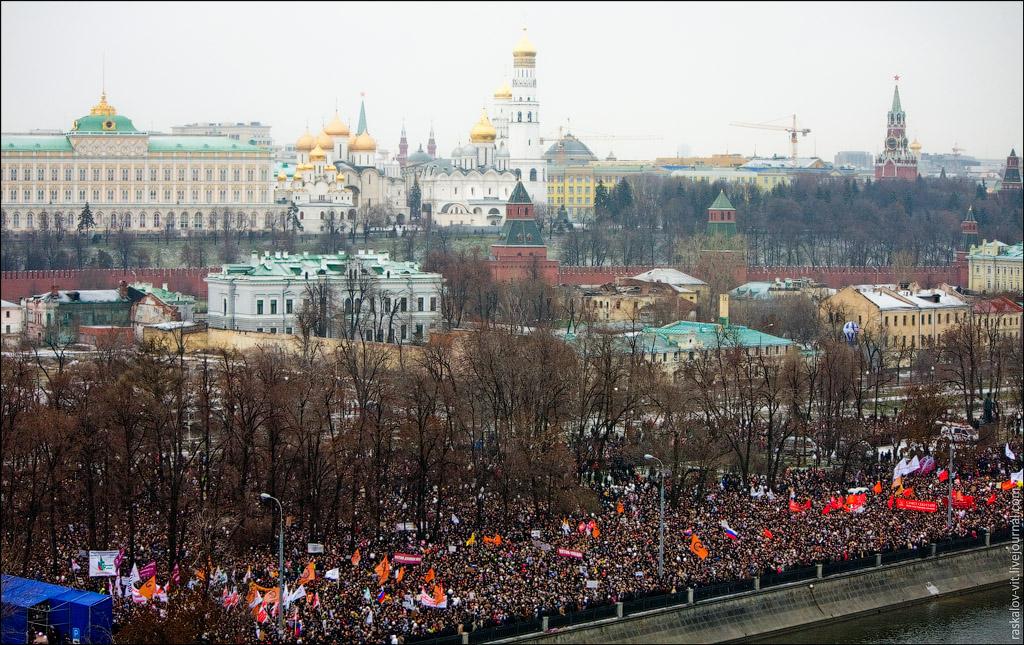 В Москве прошел митинг  «ЗА ЧЕСТНЫЕ ВЫБОРЫ».Сегодня мы стали народом.