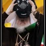 """""""Не верим мы тебе. И весь сегодняшний твой надрыв с грозным упоминанием конца света направлен исключительно на то, чтобы помочь Путину сохранить его безбожную, антихристовую власть, олицетворяющую иго жидовское""""."""