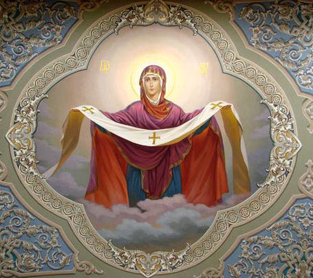 Господа казаки-монархисты с  великим праздником вас  – Покрова Пресвятой Богородицы ! Да хранит вас всех Господь по молитвам Матери Божьей!