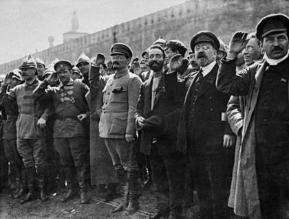 Кремлёвское золото для «Германского ноября».. Жидобольшевики не жалели денег на мировую революцию.