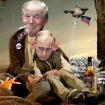 """Очередной ОБЛОМ.. Хабадники кинули  солнцеликого пу, – ему и дальше придётся каяться за Крым и прогибаться под пиндосами, но зато с гордой распальцовкой перед """"россиянами"""", что он сам всё решает и не перед кем не прогибается."""