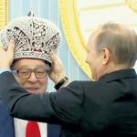 Надо останавливать не Матильду, а чекиста Путина Владимира Хаимовича и его друзей, жидистов – миллиардеров.