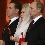 Так верит Путин в Бога или притворяется накануне выборов?