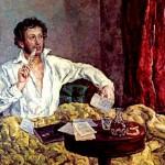 """220 лет назад родился поэт, чьё имя стало символом русской культуры.. """"Именно 8 июня по н.ст. мы должны отмечать день рождения Пушкина, если хотим соблюсти его духовный смысл таким, каким он был изначально""""."""