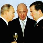 Немного информации о любимом поварёнке-жидёнке В.Путина от наших друзей-пиндосов и СиПа.