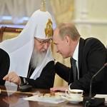Ну вот и дождались.. Как не пресмыкался поцтриарх Кирилл перед укропитеками и бандеровцами, как не задабривал – не помогло.