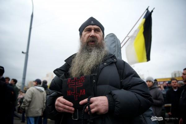 Русский Марш в России.
