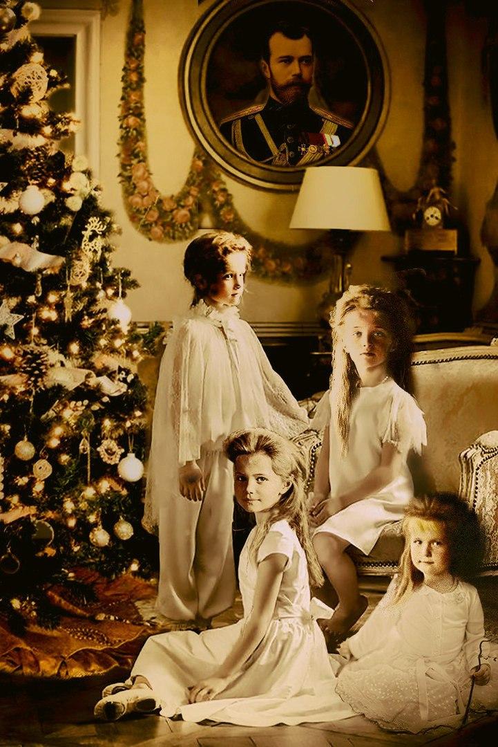Новый год – не торжество, мы встречаем Рождество.Поздравляем Бѣлых казаков с радостным праздником !..Рождество в Царской России.