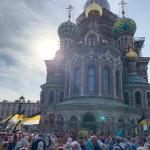 С Днём рождения, Ваше Императорское Величество! В Петербурге прошёл Крестный ход в День рождения Императора-мученика Николая II.
