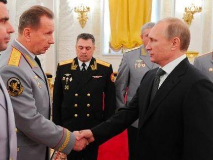 Глава нац.гвардии Золотов получил право командовать министром обороны Шойгу.