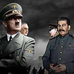 """В действительности на СССР (интернационал-социализм) напал не фашизм, а гитлеровский нацизм (национал-социализм); слово """"фашизм"""" на это название натянули левые пропагандоны для маскировки социалистической компоненты в нём."""