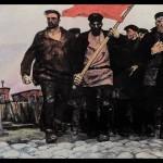 К 100-летию антирусской революции**Наша, Российская церковь, всегда признавала и признаёт только одну истину.. А не наша, чекистская СовПЦ, признаёт одновременно две истины, Бога и сатаны, Белых и красных.