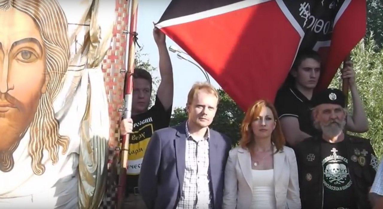 """""""Совсем осатанели!"""" **""""Лидеры ПДС НПСР, конечно не дураки, они действуют очень грамотно, собрав национал-патриотов, а затем """"продав"""" их Кремлю, они сделали лично для себя хороший шаг, который им позволит продвигаться в политику"""".(Видео)"""