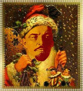 Пошлейшая вакханалия в дни Рождественского поста.