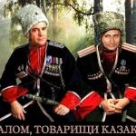 Казаки, но не все, призвали кремлёвское жидовище, президента Путина удалить имя жида Свердлова из топонимики СССРФ,,, тем самым кровно обидев израильских жидоказаков, принятых атаманом Долудой в Кубанское казачье войско.